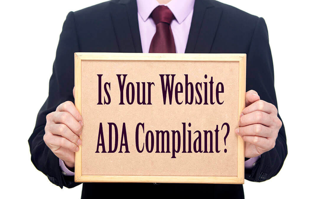 Marketing Trends 2020: Is Your Website ADA Compliant?